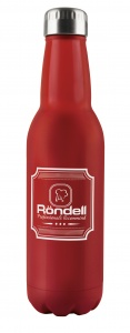 RDS-914 Термос Rondell Bottle Red 0.75 л