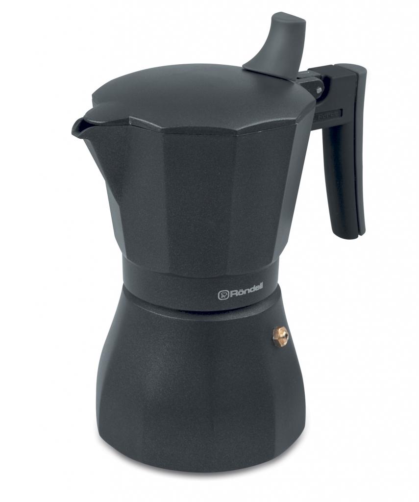 Гейзерная кофеварка rondell rda-994 kafferro отзывы